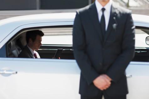 Executive Security Guard
